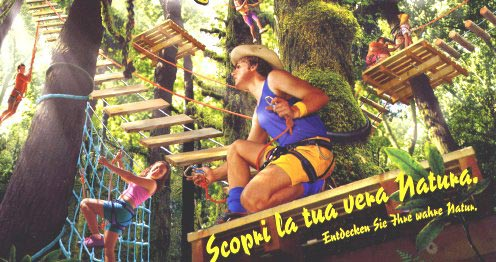 La locandina del Jungle Adventure