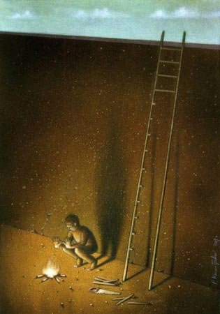 Pawel Kuczynski - The easy thing is the worse way