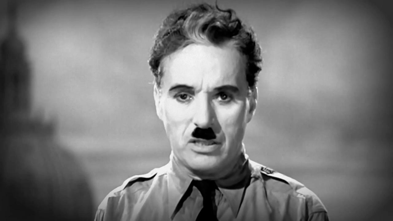 Image result for picture of Charlie chaplin as the emperor