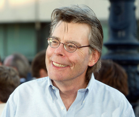 Stephen King - foto mezzobusto