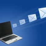 Spedire email dal pc