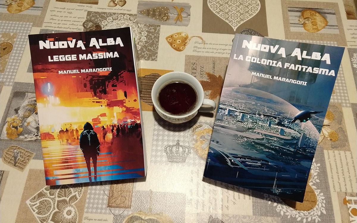 Libri e racconti di Manuel Marangoni