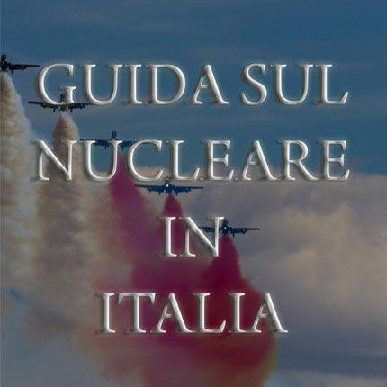 Copertina della guida sul nucleare in Italia