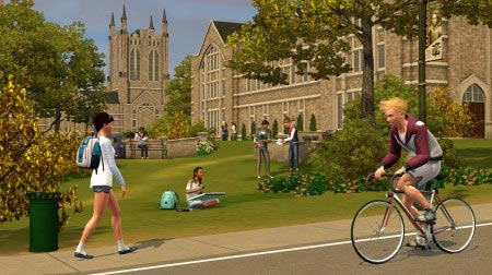The Sims 3 Vita Universitaria - screenshot