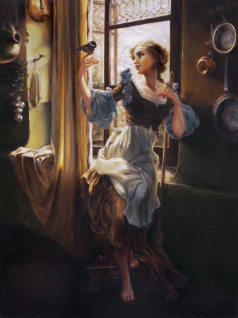 Heather Theurer - Cinderella