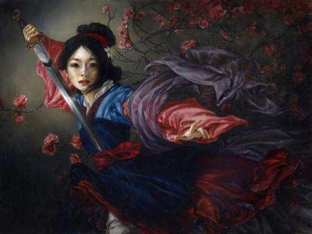 Heather Theurer - Mulan