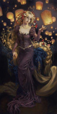 Heather Theurer - Rapunzel