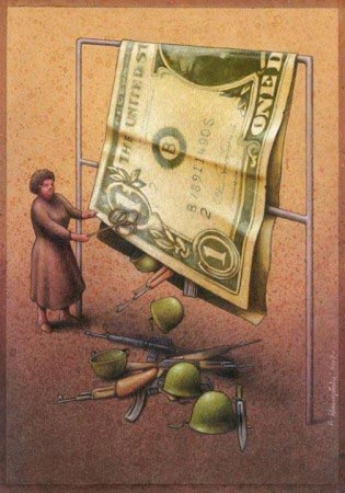 Pawel Kuczynski - Cashes made by soldiers