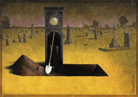Pawel Kuczynski - Short time to live