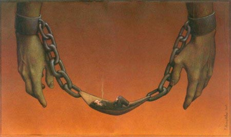 Pawel Kuczynski - Slave and rich