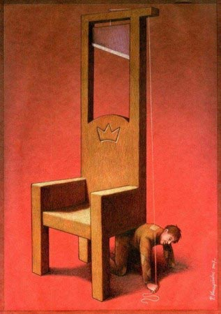 Pawel Kuczynski - The power and the ruin are in hands of the people