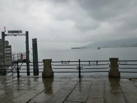 Baveno - porto per le isole Borromee
