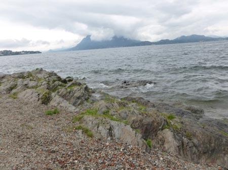 Borromee - Isola dei Pescatori - Rocce erbose