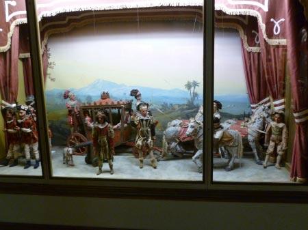 Borromee - Palazzo Borromeo - Marionette