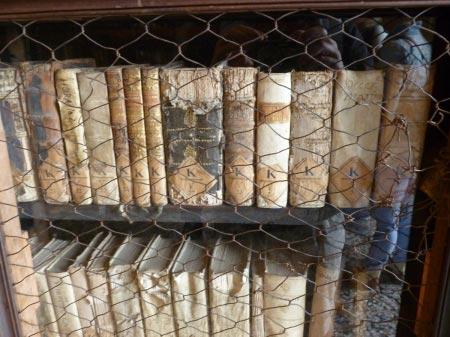 Borromee - Palazzo Borromeo - biblioteca