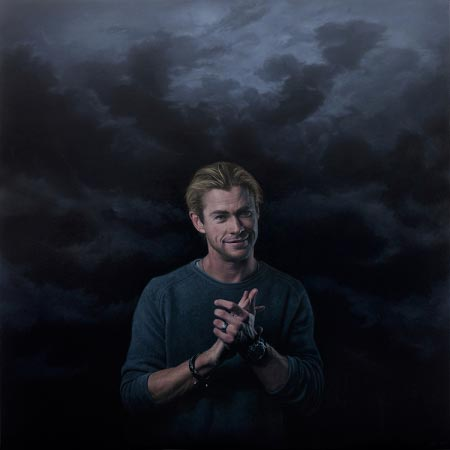 Joel Rea - Chris Hemsworth