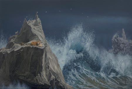 Joel Rea - The final pieces