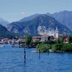 Lago Maggiore - Isola dei Pescatori vista da Stresa