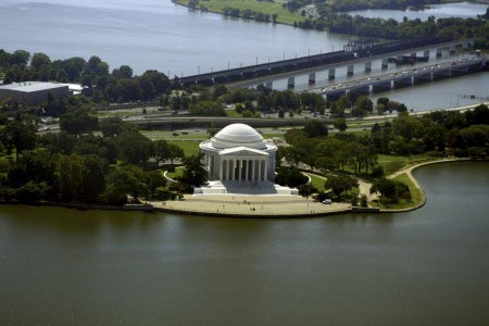 Nickolay Lamm - Jefferson Memorial oggi