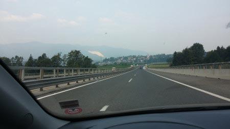 Slovenia - Autostrada