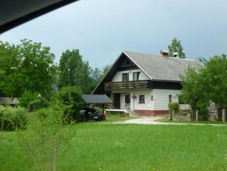 Slovenia - Casa tipica