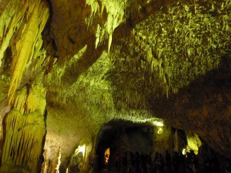 Slovenia - Grotte di Postumia