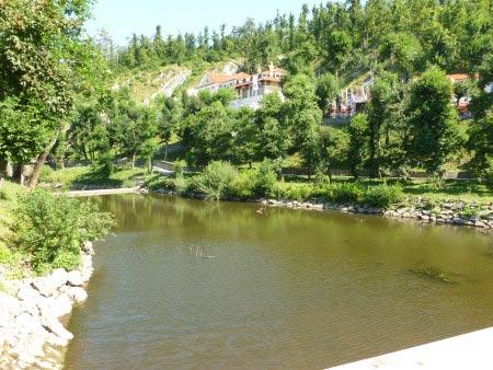 Slovenia - Grotte di Postumia - Parco esterno