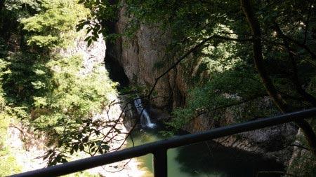Slovenia - Grotte di San Canziano - esterno