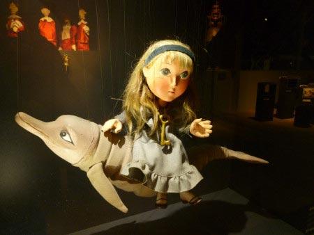 Slovenia - Lubiana - Pupazzi museo delle marionette