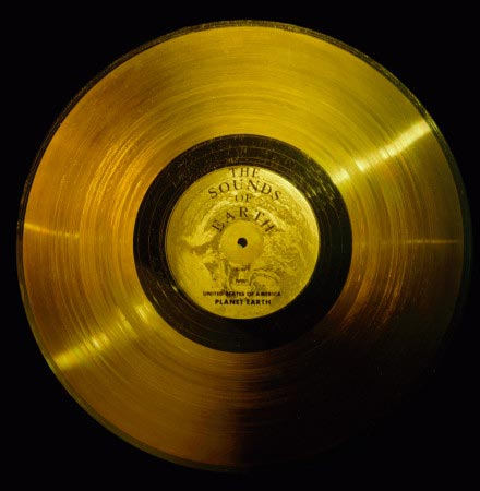 Voyager Golden Record - Il disco d'oro