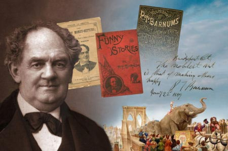 Effetto Forer - Phineas Taylor Barnum