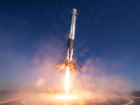 Falcon 9 di SpaceX