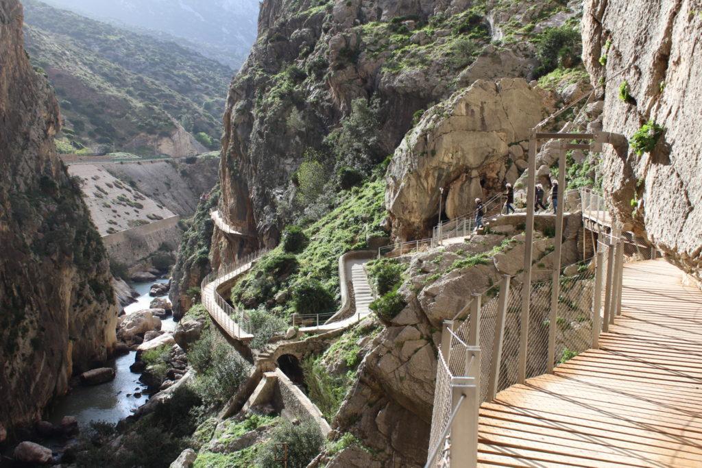Il Caminito del Rey, un percorso suggestivo che potete fare nel Malaga [video]