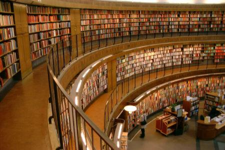Libreria pubblica di Stoccolma