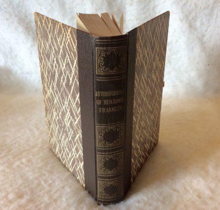 Libro Autobiografia di Benjamin Franklin