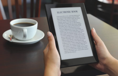 EBook Reader e caffe