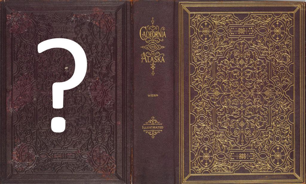Alice Cordelia Morse - Copertina libro