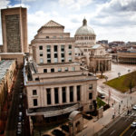 Casa editrice alla Christian Science Plaza