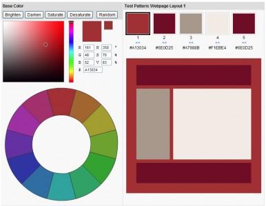 Colorspire - screenshot