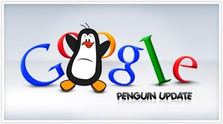 Logo di Google Penguin
